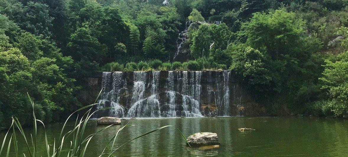 徐州市宕口公园:徐州将采石场宕口和采煤塌陷区通过生态修复变为公园和湿地