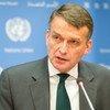 كريستيان ساوندرز، نائب المفوض العام بالإنابة لوكالة الأمم المتحدة لإغاثة وتشغيل اللاجئين الفلسطينيين في الشرق الأدنى (الأونروا).