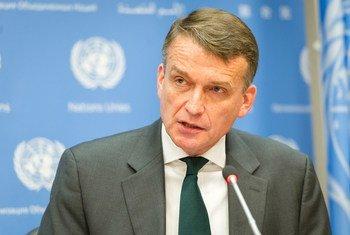 Christian Saunders é o novo comissário-geral interino da Unrwa. Há três meses, ele havia sido nomeado vice-comissário-geral pelo chefe das Nações Unidas.