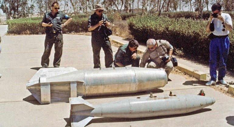 ONU saúda entrada em vigor do Tratado deProibição de Armas Nucleares