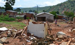 Zimbabwe is still recovering from the cyclone that devastated parts of the country in March 2019.
