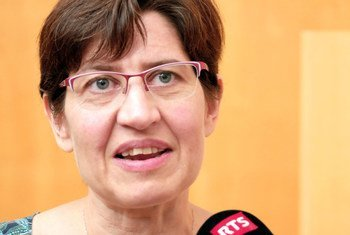 Valérie Masson-Delmotte, Co-Chair of Working Group I, Intergovernmental Panel on Climate Change (IPCC).