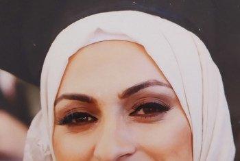ليندا أحمد حوشية أخصائية نفسية في مركز علاج وتأهيل ضحايا التعذيب في القدس الشرقية