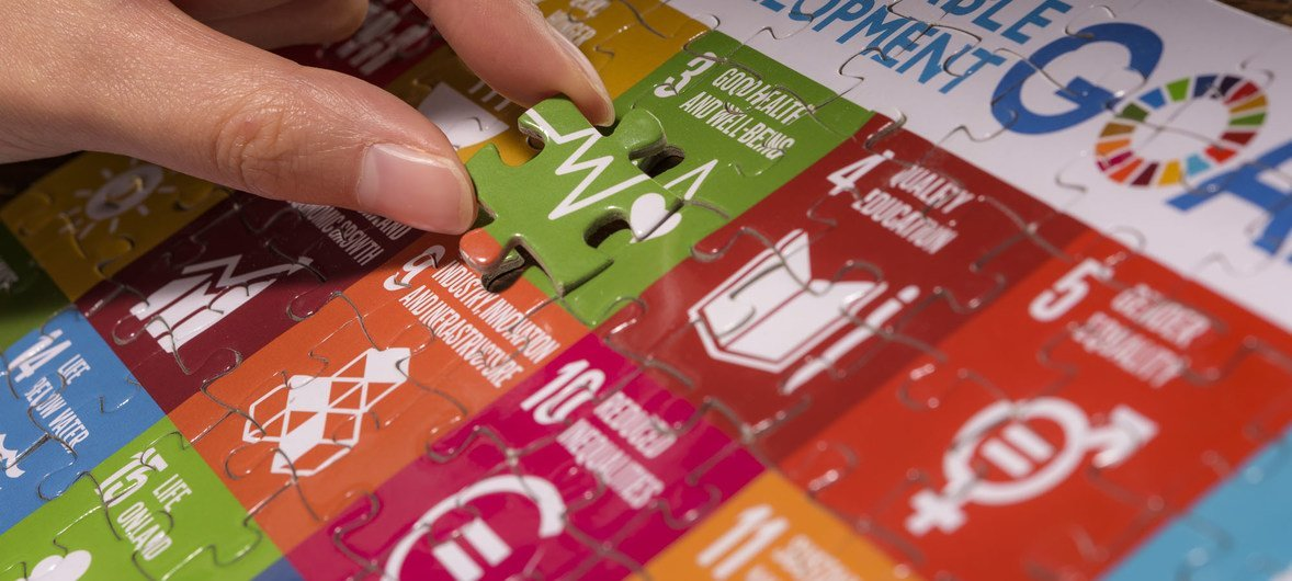 Action, ambition and political will are the driving forces behind the 17 Sustainable Development Goals (SDGs).