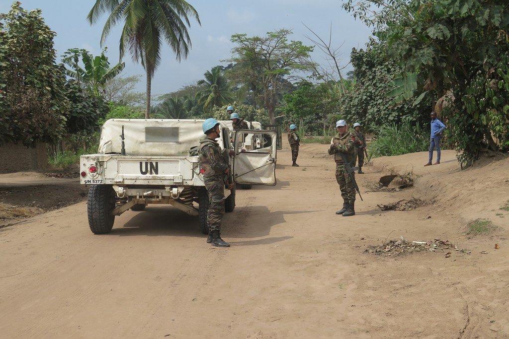 MONUSCO yashiriki kurejesha amani huko Lodja, DRC