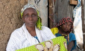 Hawa Abdu, a Nigerian mother of two was abducted by Boko Haram in 2014 and spent four years with the outlawed terrorist group moving around the north-east of Nigeria.