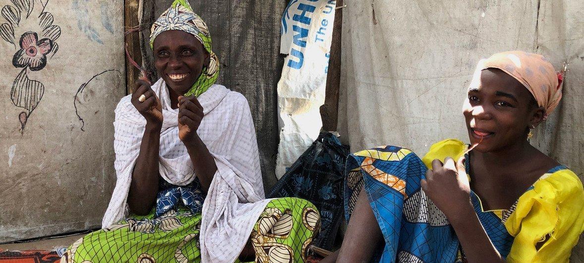 Le groupe terroriste Boko Haram, a enlevé Hawa Abdu et ses enfants au Nigéria en 2014.