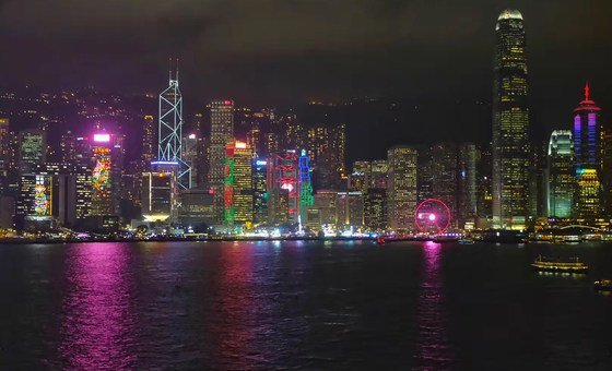 مكتب حقوق الإنسان دعا سلطات هونغ كونغ على ضبط النفس وضمان احترام وحماية حق المعبرين عن آرائهم سلميا - في بيان صحفي صدر الثلاثاء 13 أغسطس/آب.