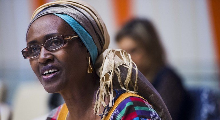 Winnie Byanyima 'honoured to be joining UNAIDS' as next Executive Director