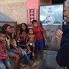 Filippo Grandi disse que 16 nações da região acolhem 4,3 milhões de pessoas que deixaram a Venezuela nos últimos anos.