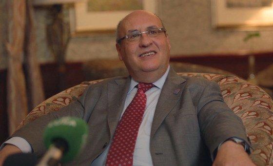 António Vitorino, diretor-geral da Organização Internacional para Migrações, OIM.