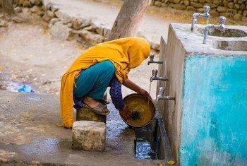 Pedido feito a doadores é que invistam em água e saneamento em situações de conflito