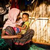 """In March 2018, 19-year-old Setera fled Hormara village in Myanmar's Bochidong after she """"saw military people throwing bombs and raping women""""."""
