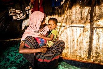 2017 में सैन्य अभियान के दौरान रोहिंज्या समुदाय के सात लाख लोगों ने भागकर बांग्लादेश में शरण ले ली थी.