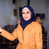 来自叙利亚霍姆斯市的菲达(Fidaa)于2012年移居黎巴嫩。她获得了希望(HOPES)奖学金,成为了一位攻读阿拉伯文学的硕士研究生。(2019年3月6日图片)