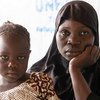 Fati Yahaya fled to Cameroon after escaping armed insurgents in Nigeria.