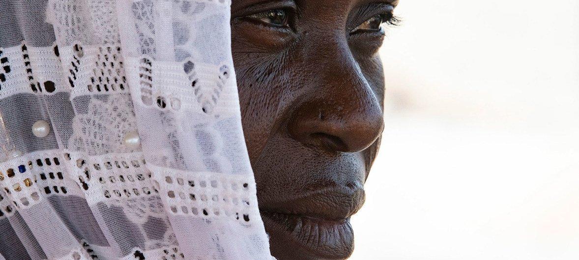 前极端组织博科哈拉姆人质瓦拉·马塔里现在住在喀麦隆最北部地区的扎迈村。