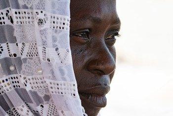 Wala Matari fue víctima de Boko Haram, hoy vive en Camerún.