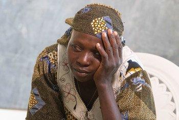 Wala Matari, ancienne otage du groupe terroriste Boko Haram, a été enlevée au Cameroun et violé à plusieurs reprises.