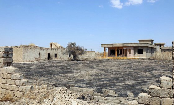 The destruction of houses in Sinjar as well as the lack of ownership registration and occupancy documents are among the major obstacles to voluntary, dignified and sustainable returns. (August 2019)