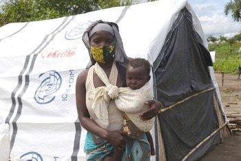 Conflito na província de Cabo Delgado, no norte de Moçambique, gerou a uma crise humanitária