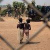 أنشأت بعثة الأمم المتحدة في جنوب السودان قاعدة في ياي بناء على طلب سكان البلدة للحماية من العنف المستمر.