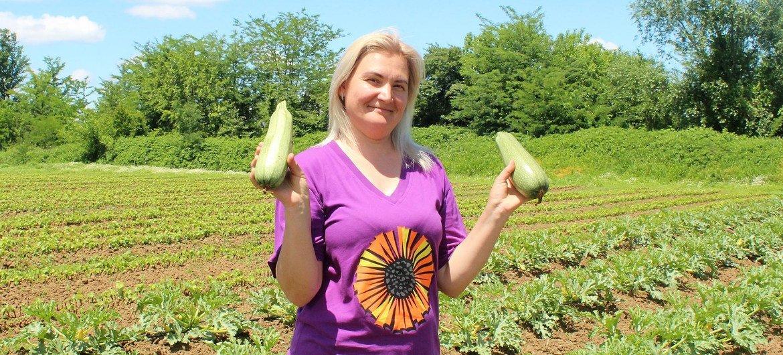 Food Heroes: Cultivating women farmers in Georgia