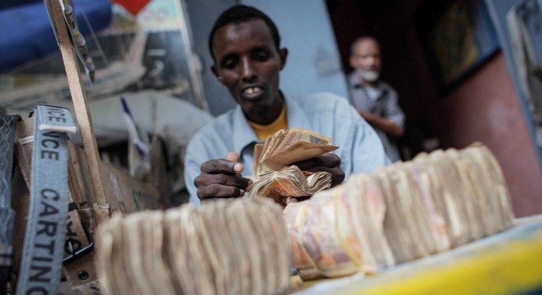 Les services de change sont essentiels pour les familles qui dépendent de l'argent envoyé par leurs parents et amis à l'étranger sous forme de transferts de fonds.