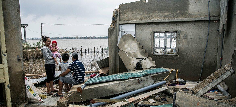 الكوارث مثل الأعاصير والفيضانات والجفاف ترتبط ببعضها بصورة أكبر مما نعتقد، وأن والنشاط البشري هو القاسم المشترك الذي يجمع بين هذه الكوارث.