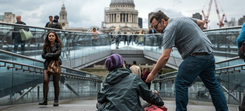Рост показателей экономики в Европе зависит от темпов вакцинации от коронавируса. На фото: Лондон, Великобритания