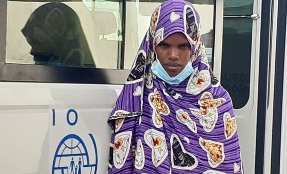 Misrah lost three children who drowned when the boat they were travelling in capsized in the Gulf of Aden.