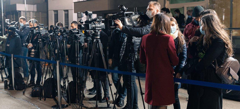 Prêmio de US$ 25 mil reconhece a contribuição dos jornalistas à defesa e promoção da liberdade de expressão especialmente face ao perigo que correm para levar a notícia ao mundo