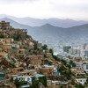 Kaboul, la capitale de l'Afghanistan, photographiée en juin 2020.
