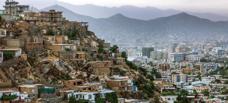 Cabul, capital do Afeganistão