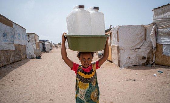 Una de cada tres personas en el mundo ha sufrido problemas de escasez de agua, según la agencia mundial de meteorología.