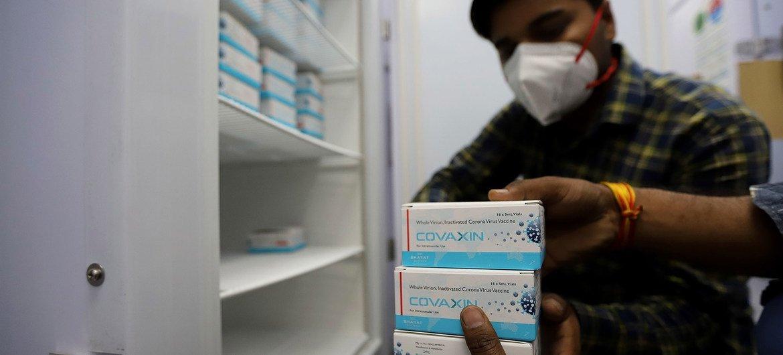 Crise da Covid-19 na Índia tem dificultado o combate à pandemia em países da América Latina e do Caribe beneficiados pela parceria Covax, que distribui vacinas contra o novo coronavírus