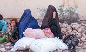 Some 14 million people in Afghanistan are facing acute food insecurity.