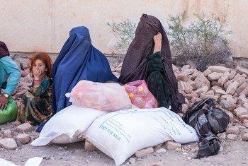 阿富汗约有1 400万人面临严重的粮食不安全。