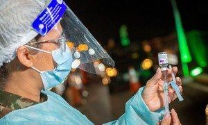 La Organización Mundial de la Salud no considera necesario un recordatorio de la vacuna contra el COVID-19 para aquellas personas que ya han recibido las dosis previstas de sus vacunas.