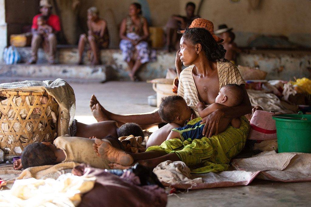 Takriban watu 120,000 wamelazimika kuhama kwa ajili ya mafuriko kaskazini mashariki mwa Madagascar. (maktaba)