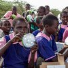 Students in a rural area of Kenya are set to enjoy the benefits of solar lanterns.