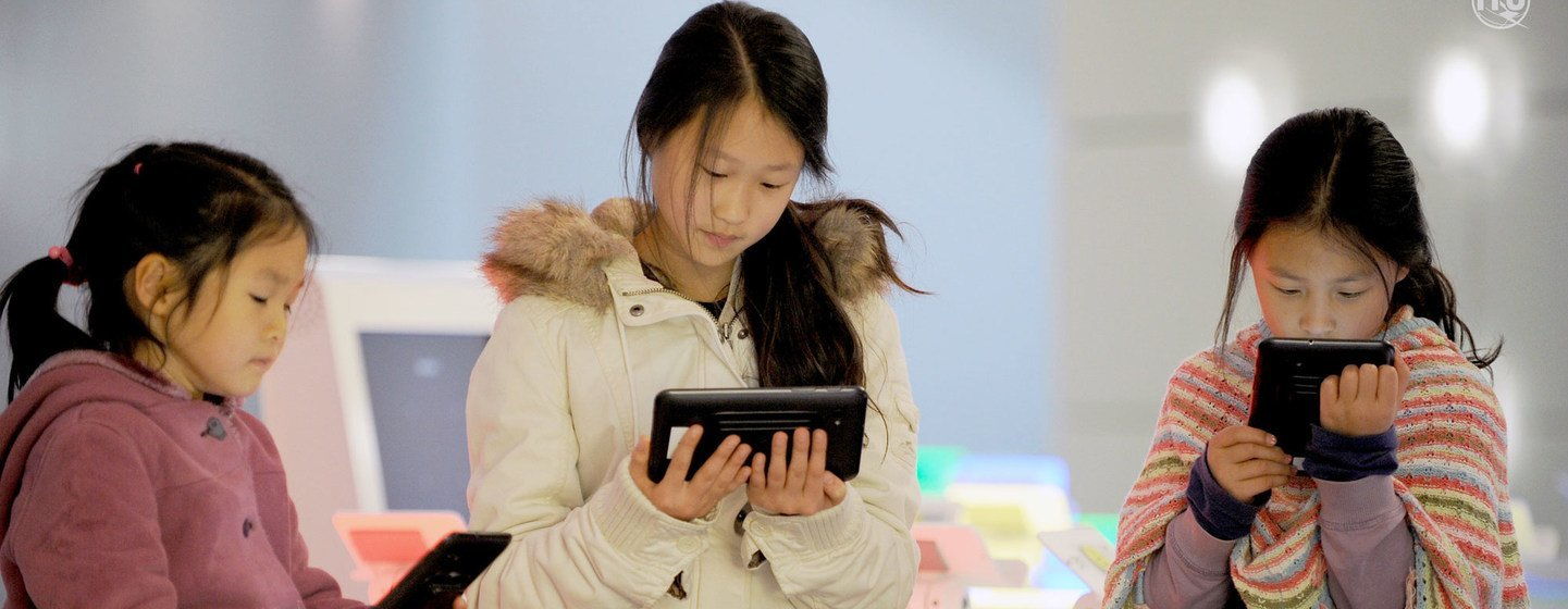 The UN says, globally, 17 percent more men and boys have access to the internet compared to women and girls.