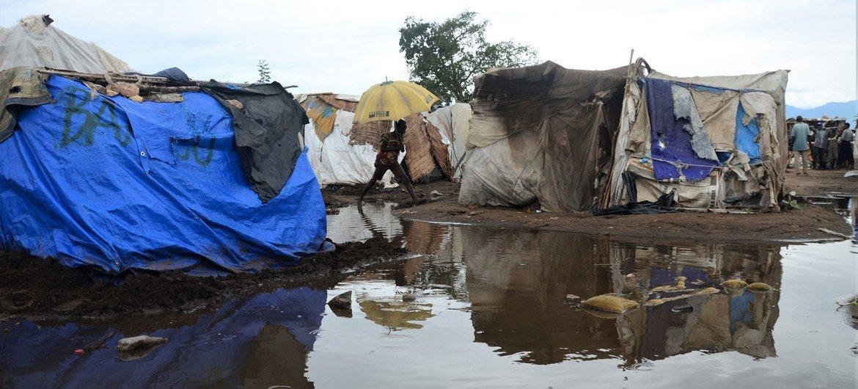 Avec la montée des eaux du lac Tanganyika, les Burundais ont besoin d'une aide humanitaire.
