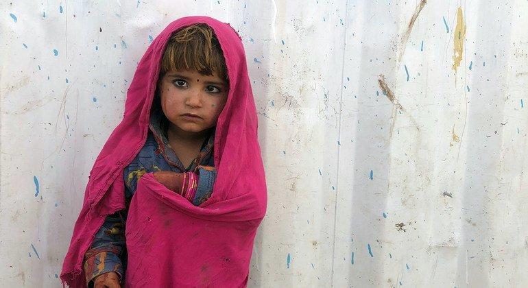 Дети Афганистана получат вакцины от полиомиелита.