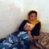Une jeune Afghane a été blessée lors de l'attaque d'une école dans le district 13 de Kaboul (photo d'archives).