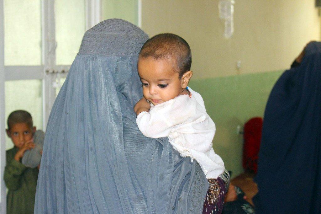 La ONU asegura que hay más de 18 millones de personas que necesitan ayuda humanitaria en Afganistán.