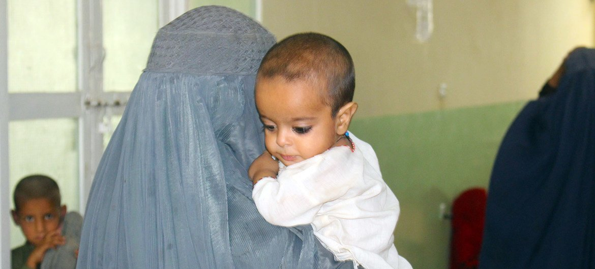 The UN says there are over 18 million people in need of humanitarian assistance in Afghanistan.