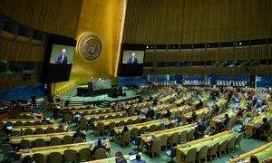 Evento de abertura precede a semana do Debate Geral da 76ª Assembleia Geral com intervenções de mais de 100 chefes de Estado e de governo