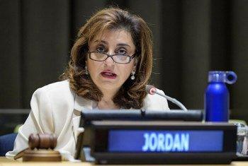 联合国秘书长安东尼奥·古特雷斯宣布任命约旦的西玛·萨米·巴胡斯为联合国妇女署执行主任。
