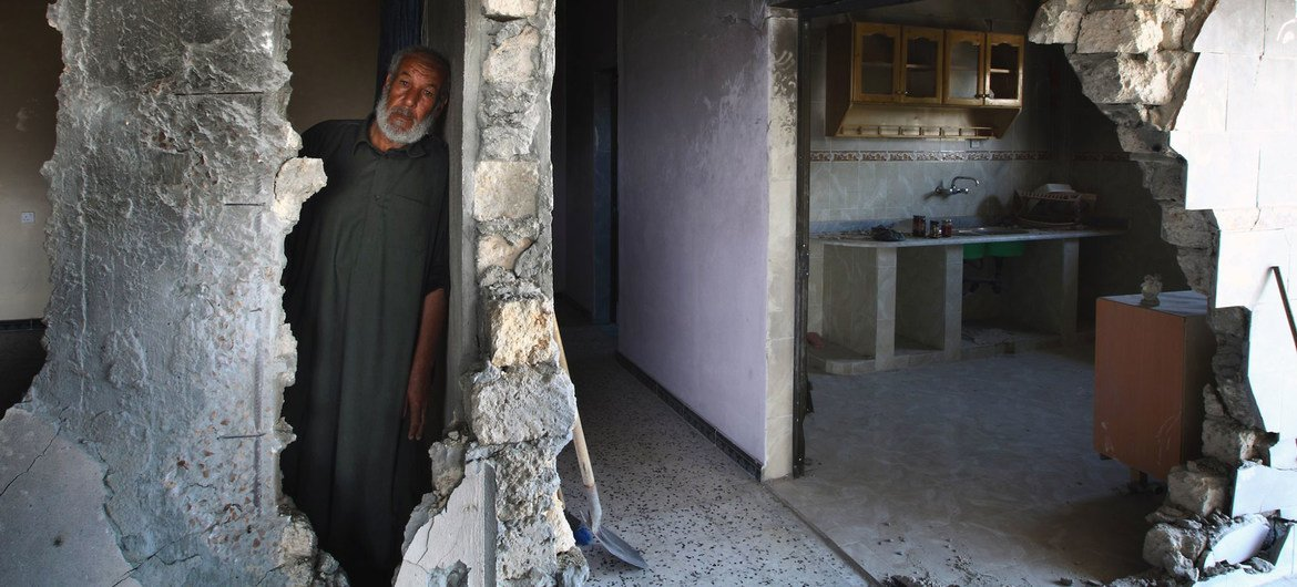 Civilians have paid the highest price during the conflict in Libya.